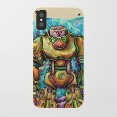 The Atlantean Relic iPhone X Slim Case