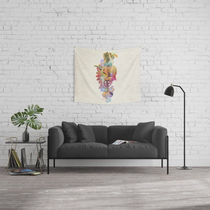 PSYCHIC Wall Tapestry