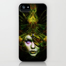 Camille III iPhone Case