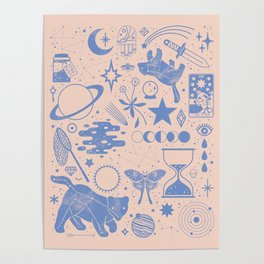 Collecting the Stars Poster