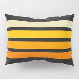 Tsunenaga - Classic Simple Retro Stripes Pillow Sham