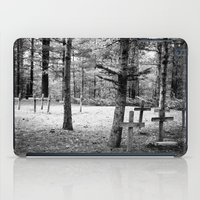 not all who wander are lost iPad Cases featuring Not All Who Wander Are Lost by Olivia Joy StClaire
