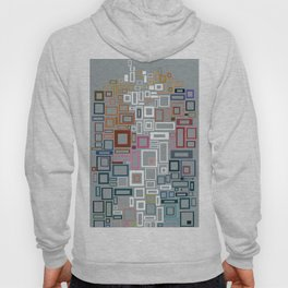 Abstract Composition 685 Hoody