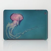 jellyfish iPad Cases featuring Jellyfish by Pure Nature Photos