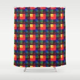 Dyenamic Shower Curtain