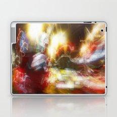 In a Blur Laptop & iPad Skin
