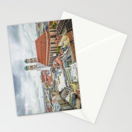 The Cathedral of Munich Stationery Cards