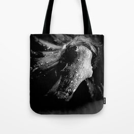 Black Papaya Tote Bag