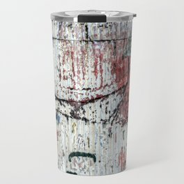 Graffiti Wall 1 Travel Mug