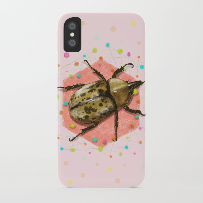 INSECT II iPhone Case