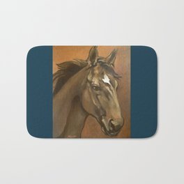 Sound Reason - Thoroughbred Stallion Bath Mat
