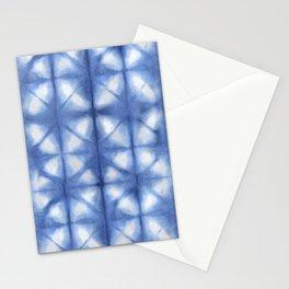 Shibori Itajime Stationery Cards