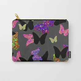 The Unseen Butterflies Carry-All Pouch