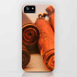 Cartridge cases iPhone Case