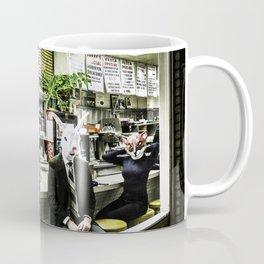 Rabbit & The Fox - 4AM Diner Coffee Mug
