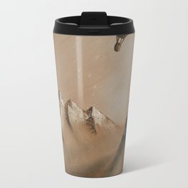 Around the world in 80 days by Jules Verne Travel Mug