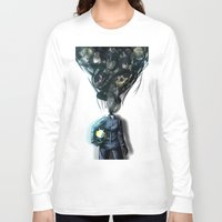 durarara Long Sleeve T-shirts featuring DRRR!! by Subsea