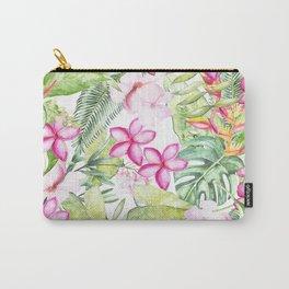 Tropical Garden 2 Carry-All Pouch