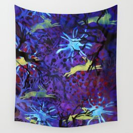 Dreamy nights Wall Tapestry