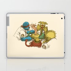 Open Sesame Laptop & iPad Skin