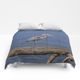 Out on A Limb Comforters
