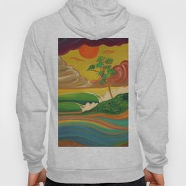 deep_water art Hoody