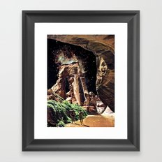 gre Framed Art Print