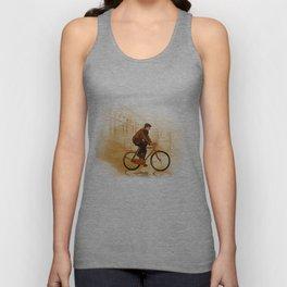 The Biker Unisex Tank Top