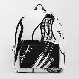 Blood, Sweat and Tears Backpack