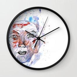 Familiar Faces Wall Clock