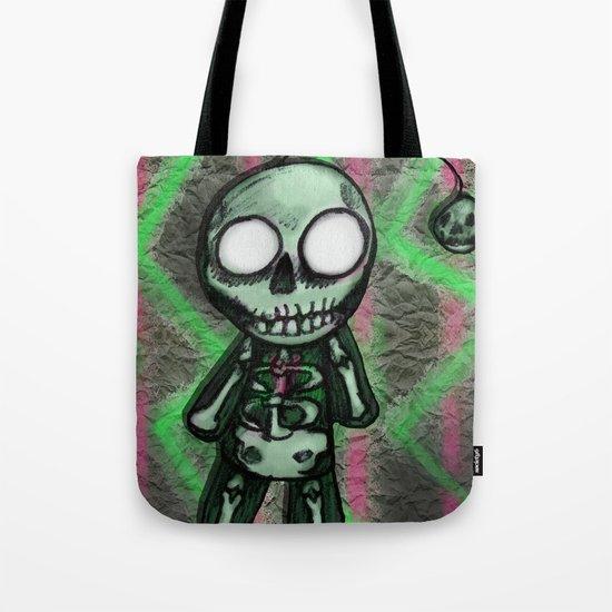 SkeltoBob Tote Bag