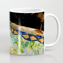 Gaudi Series - Parc Güell No. 1 Coffee Mug