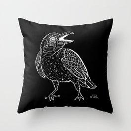 Chara-Suorun Throw Pillow