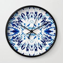 seaweed symmetry Wall Clock