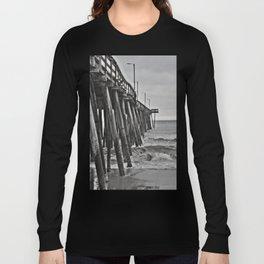 """An Old Feel"" Pier Long Sleeve T-shirt"