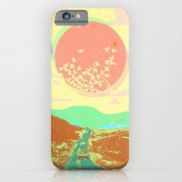SERENE HIGHWAY iPhone Case