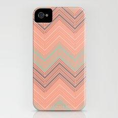 Soft Chevron Slim Case iPhone (4, 4s)