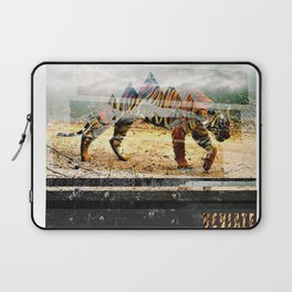 Letters From the Sky Laptop Sleeve