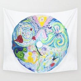 Soul Activation Mandala Wall Tapestry