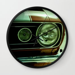 Vintage Car No.5 Wall Clock
