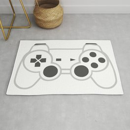 Station Controller Retro Gamer Video Gaming Rug