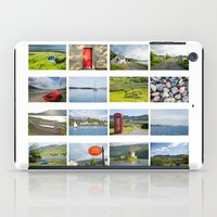 scotland iPad Cases featuring Scotland by Basma Gallery