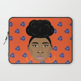 Strong doesn't equal attitude Laptop Sleeve