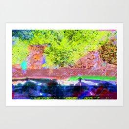 20180703 Art Print