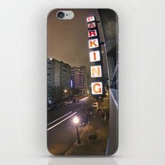 Up A Level iPhone & iPod Skin