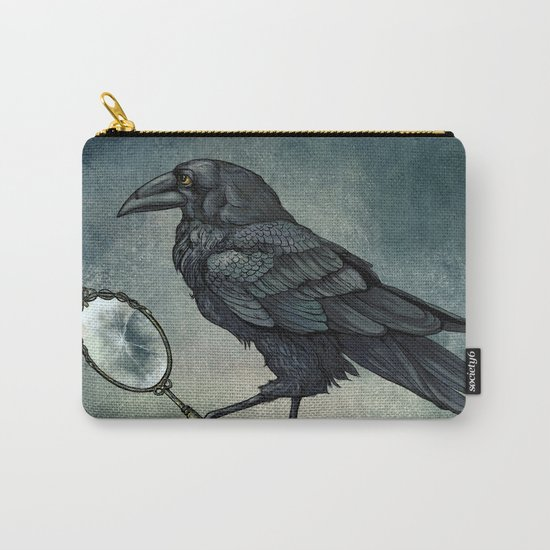 Raven King Carry-All Pouch