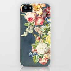 Floral Tribute to Louis McNeice iPhone (5, 5s) Slim Case