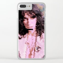 patti Clear iPhone Case