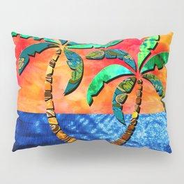 Tropical Calm Pillow Sham