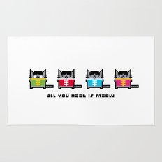 All You Need Is Meow Rug